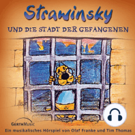 Strawinsky und die Stadt der Gefangenen (Strawinsky 2)