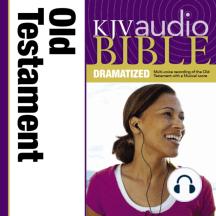 KJV, Audio Bible, Dramatized: Old Testament, Audio Download