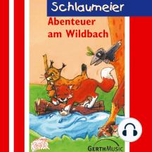 Abenteuer am Wildbach (Schlaumeier 4): Kinderhörspiel