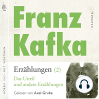 Franz Kafka _ Erzählungen (2), Das Urteil _ und andere Erzählungen