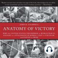 Anatomy of Victory