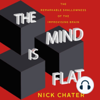The Mind Is Flat