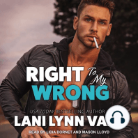 Right to My Wrong