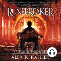 Runebreaker: The Runebinder Chronicles, Book 2
