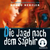 Die Jagd nach dem Saphir (Wildwest-Abenteuer 18)