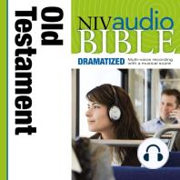 NIV, Audio Bible, Dramatized