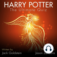 Harry Potter - The Ultimate Quiz