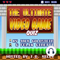 The Ultimate Video Game Quiz: 600 Questions from Pong to the present day