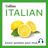 Collins Italian Audio Dictionary