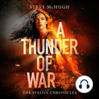 A Thunder of War