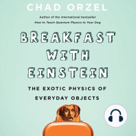 Breakfast with Einstein