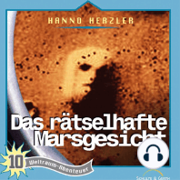 Das rätselhafte Marsgesicht (Weltraum-Abenteuer 10)