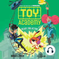 Toy Academy: Ready for Action: Toy Academy, Book 2