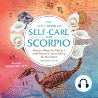The Little Book of Self-Care for Scorpio: Simple Ways to Refresh and Restore–According to the Stars