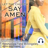 Let the Church Say Amen