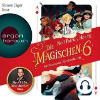 Die magischen Sechs - Mr Vernons Zauberladen
