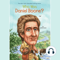 Who Was Daniel Boone?
