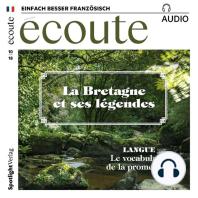 Französisch lernen Audio - Die Bretagne und ihre Legenden