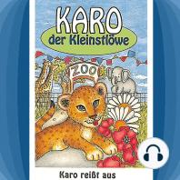 Karo reißt aus (Karo der Kleinstlöwe 1)