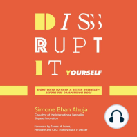 Disrupt-It-Yourself