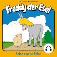 Seine zweite Reise (Freddy der Esel 2)