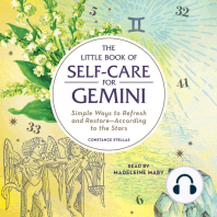 The Little Book of Self-Care for Gemini: Simple Ways to Refresh and Restore–According to the Stars