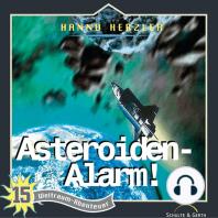 Asteroiden-Alarm (Weltraum-Abenteuer 15)
