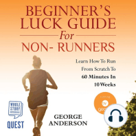 Beginner's Luck Guide for Non-Runners