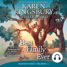 Best Family Ever: A Baxter Family Children Story