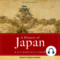 A History of Japan