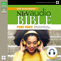 NIrV Audio Bible Old Testament, Pure Voice