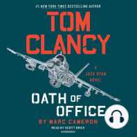 Tom Clancy's Oath of Office