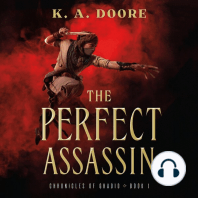 The Perfect Assassin: Book 1 in the Chronicles of Ghadid