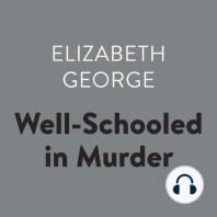 Well-Schooled in Murder