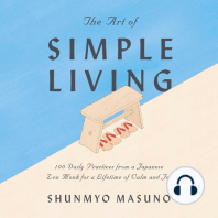 The Art of Simple Living