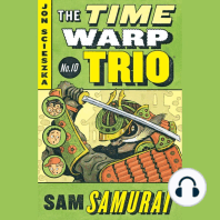 Time Warp Trio #10, The