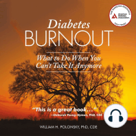 Diabetes Burnout: What to Do When You Can't Take It Anymore