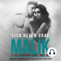 Malik: A Carter Brother Series, Book 1