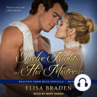 Twelve Nights as His Mistress: Rescued from Ruin Novella, Book 6
