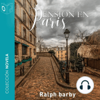 Pension en Paris