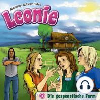 Die gespenstische Farm (Leonie - Abenteuer auf vier Hufen 4)