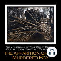 The Apparition of the Murdered Boy