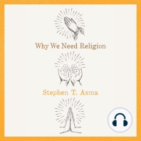 Why We Need Religion