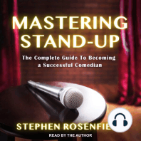 Mastering Stand-Up
