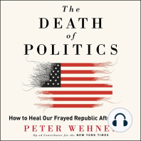 The Death of Politics
