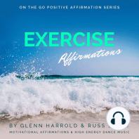 Exercise Motivation Affirmations