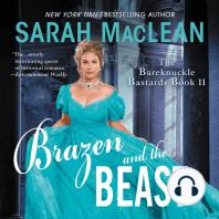 Brazen and the Beast: The Bareknuckle Bastards, Book II