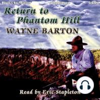 Return To Phantom Hill