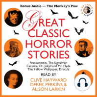 Great Classic Horror Stories