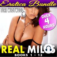 Real MILFs 12-Pack Erotica Bundle-Books 1 - 12